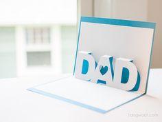 Fichier sst gratuit silhouette studio kirigami DAD