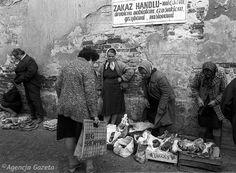 Bazar Rozyckiego. 1989 rok