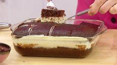 Gelinim Mutfakta Revani Pasta Tarifi 29.03.2019 Tiramisu, Deserts, Brunch, Food And Drink, Cookies, Breakfast, Sweet, Ethnic Recipes, Mart