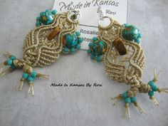 Owl earrings from Made In Kansas By Rosi... on Facebook