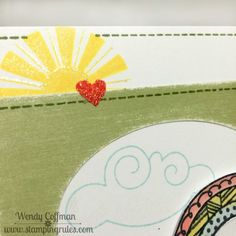 Stamping Rules!: Day 185: Thanks So Much Card