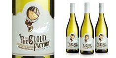 cloud wine label - Google Search