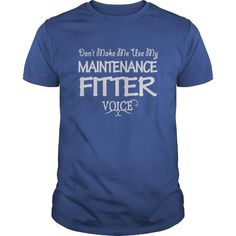 Maintenance Fitter Voice Shirts