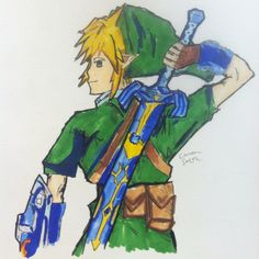 My drawing o link