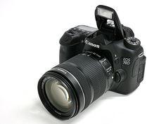 Canon EOS 70 D
