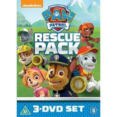http://ift.tt/2dNUwca | Paw Patrol 1-3 Rescue Pack (dvd) | #Movies #film #trailers #blu-ray #dvd #tv #Comedy #Action #Adventure #Classics online movies watch movies  tv shows Science Fiction Kids & Family Mystery Thrillers #Romance film review movie reviews movies reviews