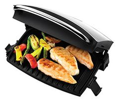 The George Foreman Fat Reducing Grill recipes | Mumsnet