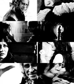 """Rumple: """"You are a hero who helped her people. You are a beautiful woman who loved an ugly man. Really, really loved me. You find goodness in others, and when it's not there you create it. You make me want to go back ~ back to the best version of me. And that never happened to me before. ... So when you look in the mirror, and you don't know who you are. That's who you are."""""""