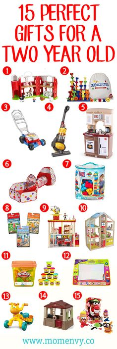 15 Perfect Gifts For A Two Year Old Great Gift Ideas