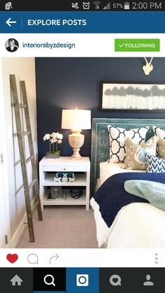 Indigo Is Rich, Bold, And On Trend In Fashion, Home Decor, And More. Use  These Tips To Incorporate This Versatile Hue Into Your Home.