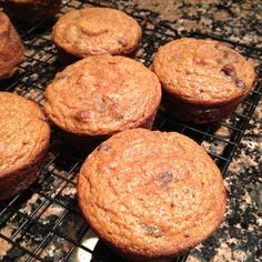 amt writes: {recipe} paleo pumpkin muffins