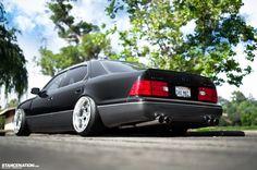 VIP Style // Vincent Shumai's Lexus LS400. | StanceNation™ // Form > Function
