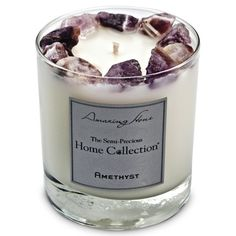 Find it at the Foundary - 11 oz. Amethyst Candle