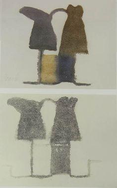 Giorgio Morandi (building pressure - k. Italian Painters, Italian Artist, Gouache, Still Life Drawing, Artist Sketchbook, Pastel, Art Archive, Sculpture, Art Plastique