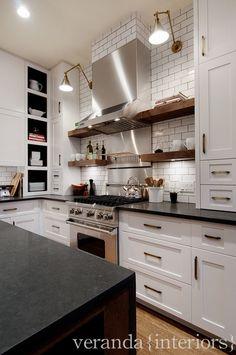 sadie + stella: Monday Musings: Dreamy Kitchens