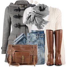A fashion look from November 2014 featuring Nude cardigans, Witchery t-shirts and Burberry coats. Browse and shop related looks. Mode Outfits, Fall Outfits, Casual Outfits, Fashion Outfits, Womens Fashion, Woman Outfits, Cover Shoot, Simple Winter Outfits, Winter Looks