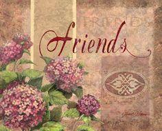 Friends by Janet Stever