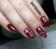 Top Nails Design My Second Favorite Pretty Nail Art, Cool Nail Art, Cherry Nail Art, Wine Nails, Wine Case, Expensive Wine, Best Nail Art Designs, Flower Nail Art, Top Nail