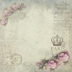 Free Vintage Paper ~ Astrid's Artistic Efforts