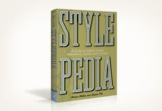 Stylepedia is a mini-encyclopedia of iconic graphic design and symbols, from the first Santa Claus to camouflage patterns, and significant movements from Art Nouveau to postmodern. Book Cover Design, Book Design, Type Design, Graphic Design, Louise Fili, Camouflage Patterns, Life Symbol, Postmodernism, Modern Contemporary
