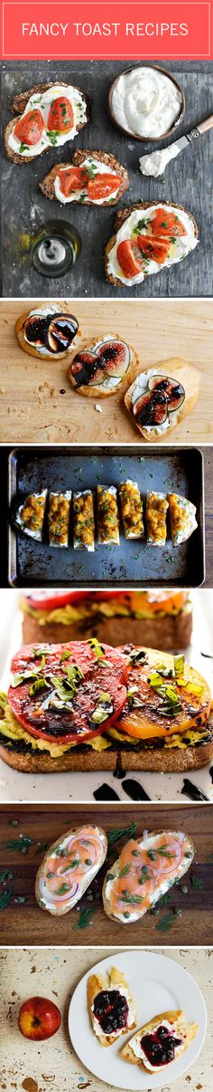We have the top 29 toast recipes for you that are all absolutely delicious! Have fun trying them all.