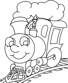 Sunday kids coloring pages
