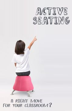 Active Seating is a hot topic among schools and even office dwellers. This article features some of today's top movers and shakers designing for the classroom seating arena. 21st Century Classroom