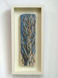 047 - White Tree - Louise Oppenheimer Tapestry