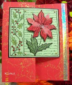 Kim x: November 2011 Stamps, November, Decorative Boxes, My Love, Cards, Painting, Seals, November Born, Stamp