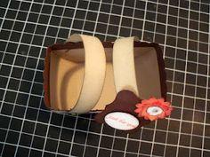 Tutorial & Pattern to make an adorable paper basket