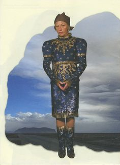 cindy sherman's chanel couture booklet for pop magazine, autumn/winter 2010