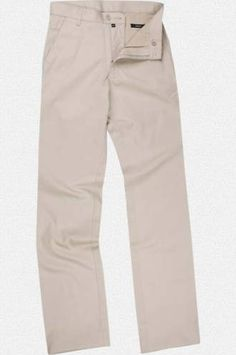 Ivory Flat Front Trousers - Wrinkle Free And Stain Resistant Buy Here :http://zovi.com/ivory-flat-front-trousers-wrinkle-free-and-stain-resistant--S124WBM79901