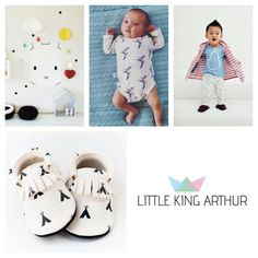 Bij Little King Arthur kan je hele leuke merkjes vinden die je niet zomaar overal tegenkomt. Ze komen uit Amerika en Europa. Vooral Rylee & cru is heel leuk