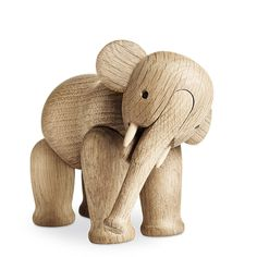 Kay Bojesen Elefant Holzfigur