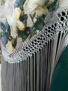 Curtains, Shawls, Html, Home Decor, Happy, Flamenco Dresses, Trellis, Crochet Designs, Bangs
