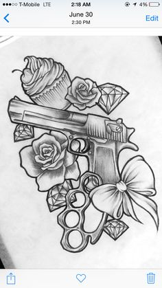 1911 Tatt! Need's the lilacs! More