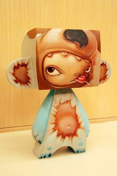 Candy Bear by KO