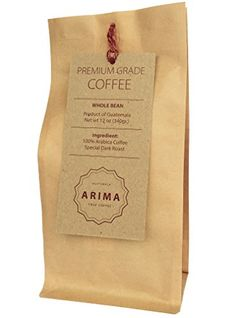 Gourmet Premium roasted coffee beans Single estate 100 Red Catuai Special Dark Roast ** Check out this great product.