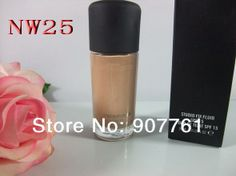 Top Quality Professional Brand MC Makeup STUDIO FIX FLUID SPF15 FOUNDATION 30ML