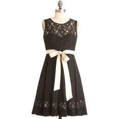 A Long Gaze Dress via Polyvore