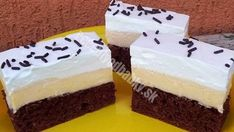 Sweet Cakes, Sweet Desserts, Cheesecake, Pudding, Sweets, Food, Recipes, Basket, Gummi Candy