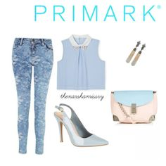 """Primark Style"" by thenarshamissry ❤ liked on Polyvore"