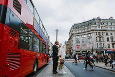Marie Wotton Wedding Photographer | Glamorous London Wedding at Chandos House | Eliza Jane Howell Clarissa Bridal Gown | Vintage Juliet Cap Veil | Embellished Gold Virgos Lounge Bridesmaid Dresses | Protea Bouquets