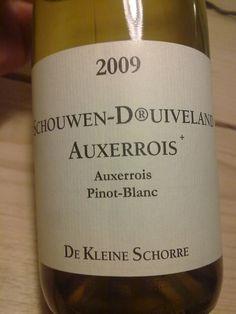 Drei Schorre - Pinot Blanc