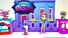 Littlest Pet Shop LPS Toys Video Review Blythe Bedroom Style Playset Min...