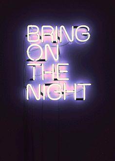 gif lights dope Typography night neon graphic design neon lights