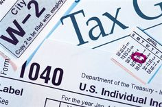 A helpful list of Tax Forms and Publications