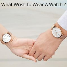 Hello, timepieces enthusiastic. Do you want to know how to wear a watch properly? Maybe you also like to discover the many ways to wear a watch. In this case, click the link and read my post.  #howtowearawatch #menwatches #womenwatches Watches For Men, Link, How To Wear, Accessories, Gents Watches, Ornament