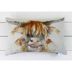 'Angus' Cushion - Voyage Maison at Lily and Moor