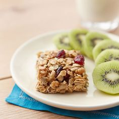 There's nothing like a homemade breakfast that rivals the classic chewy granola bars. Make these bars in one easy sitting and they will last you all week!